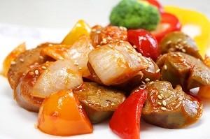 魚肉を使った節約レシピなんちゃって酢豚の作り方