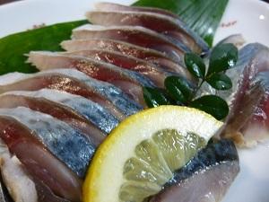 おいしいしめ鯖(サバ)の作り方レシピ
