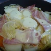 野菜の重ね蒸しの美味しさに驚き!