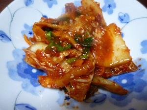 主婦直伝!おいしいキムチの作り方レシピ