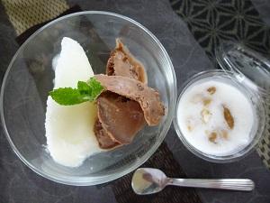 簡単スイーツ!アイスクリームの作り方♪