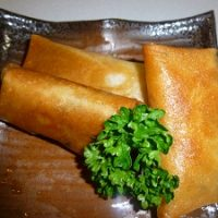 節約料理!激うま!山菜春巻きの作り方レシピ