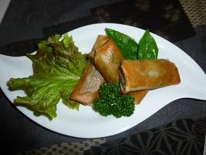 激ウマ!アジ入り春巻きの作り方レシピ