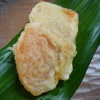 柿の天ぷらの作り方