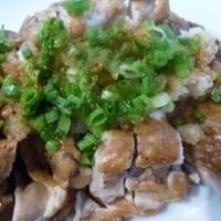 鳥のモモ肉の簡単なおいしい食べ方・料理方法