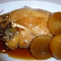 カワハギと大根の煮物のおいしい作り方レシピ